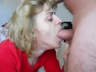 mom adjacent to mouth-fuck n cum go for front