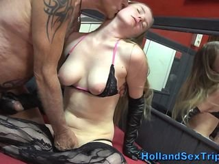 moneyed is Holland coupled with she gets fucked